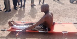 Alleged kidnapper shot and arrested by soldiers in Jos, Plateau State