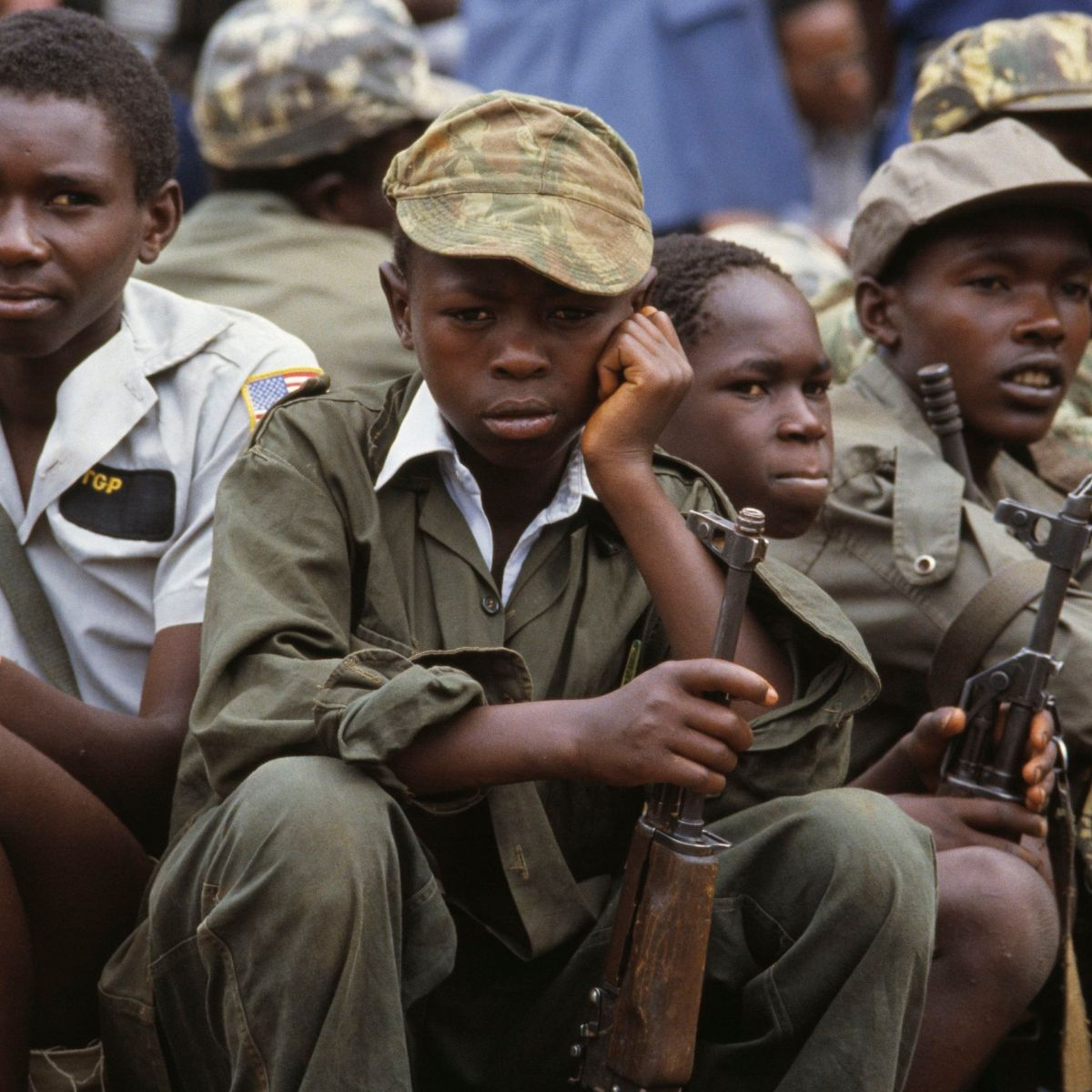 Ugandan Child Soldiers
